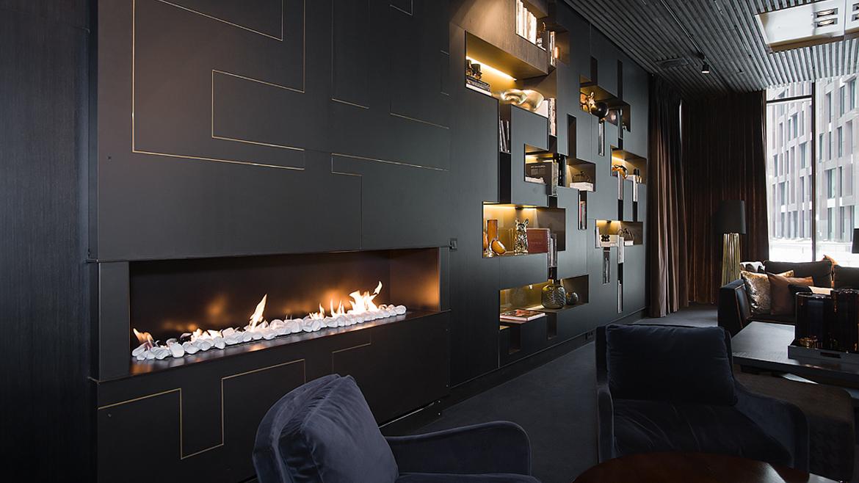 The thief hotel lobby pinterest for Design hotel oslo